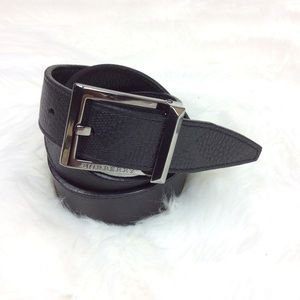 Burberry Reversible Barlow Belt Size 38